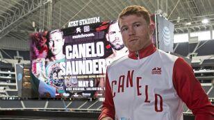 Canelo Álvarez pelea el 8 de mayo ante Billy Joe Saunders
