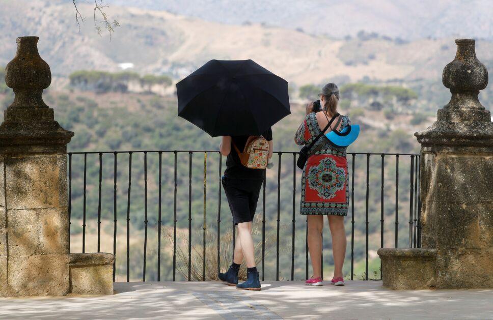 Calor extremo golpea a Rusia y España.
