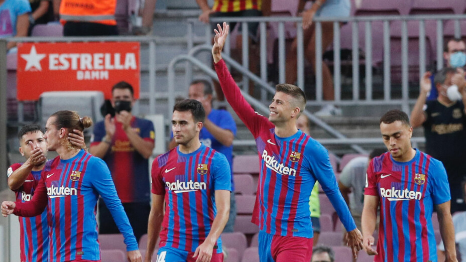 barcelona vs real sociedad la liga