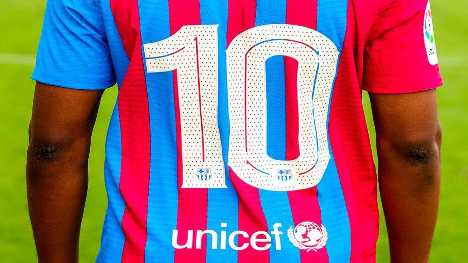 El 10 del Barcelona