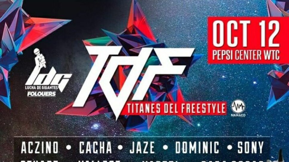 Titanes de Freestyle