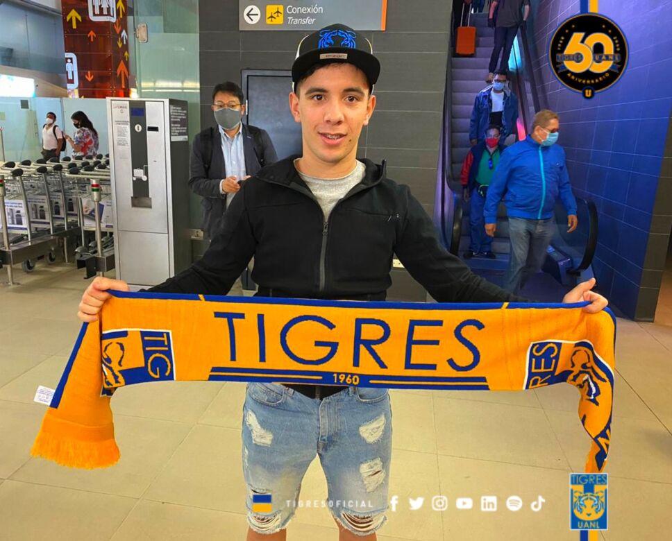 Leonardo Fernández regresó a Tigres UANL