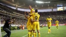 Chivas 0-4 América, Clausura 2014. Las Águilas volaron alto en el nuevo estadio del Guadalajara con Raúl Jiménez en la cancha