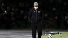 Tuca Ferretti perdió en su debut con FC Juárez
