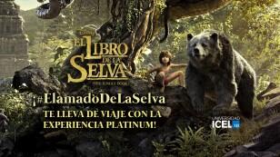 Experiencia Platinum El Libro de la Selva