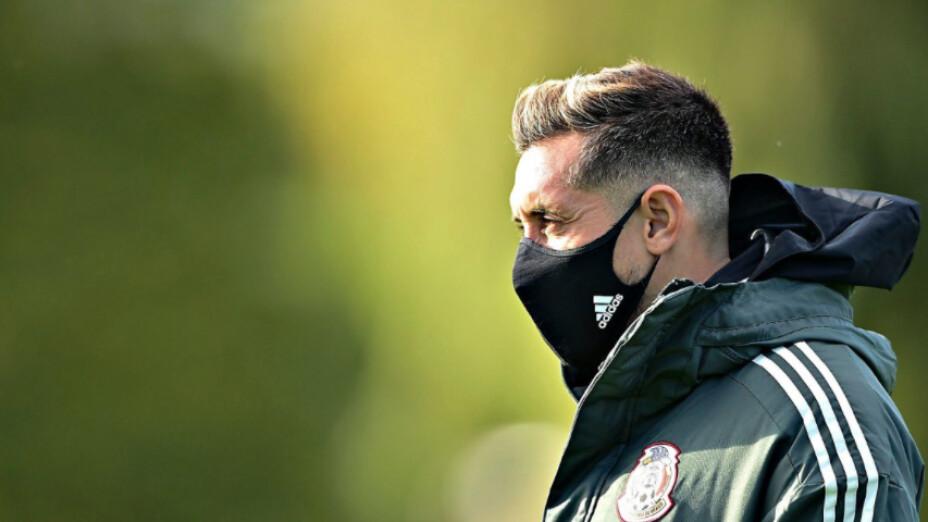 H´ector Herrera, Selección Azteca