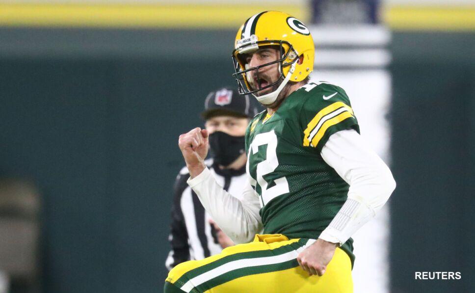 Aaron Rodgers MVP de la NFL