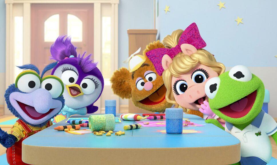 Muppet Babies TV Azteca