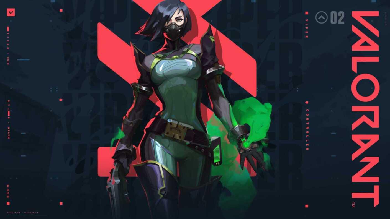 Agente Valorant 09: VIPER