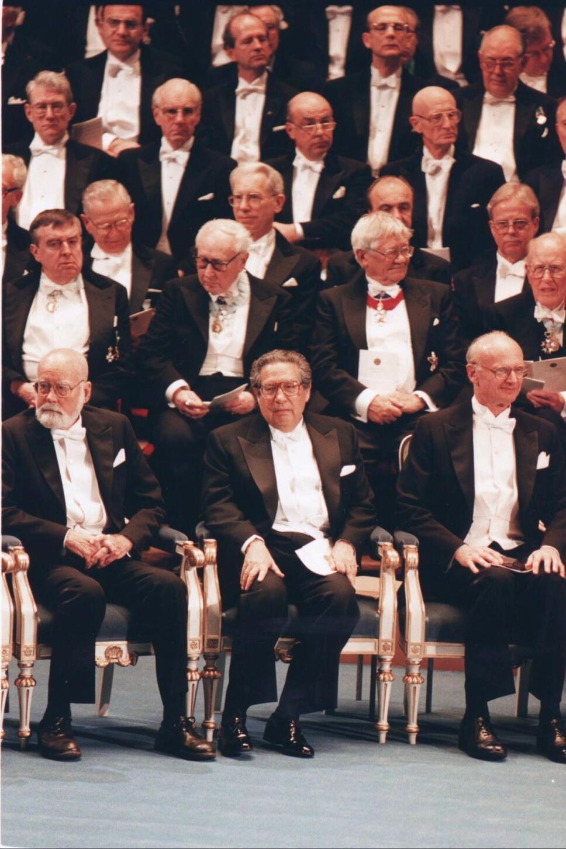Octavio Paz Nobel Literatura 30 años