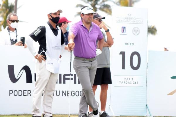 Jorge Corral Presidente de Profesionales Golfistas Asociados de México