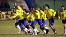 12 campeones ganadores Copa América 1995 2019.jpg