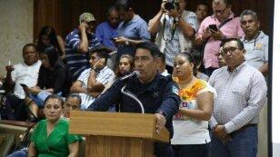 Secretario de Seguridad Pública de Acapulco anuncia su renuncia