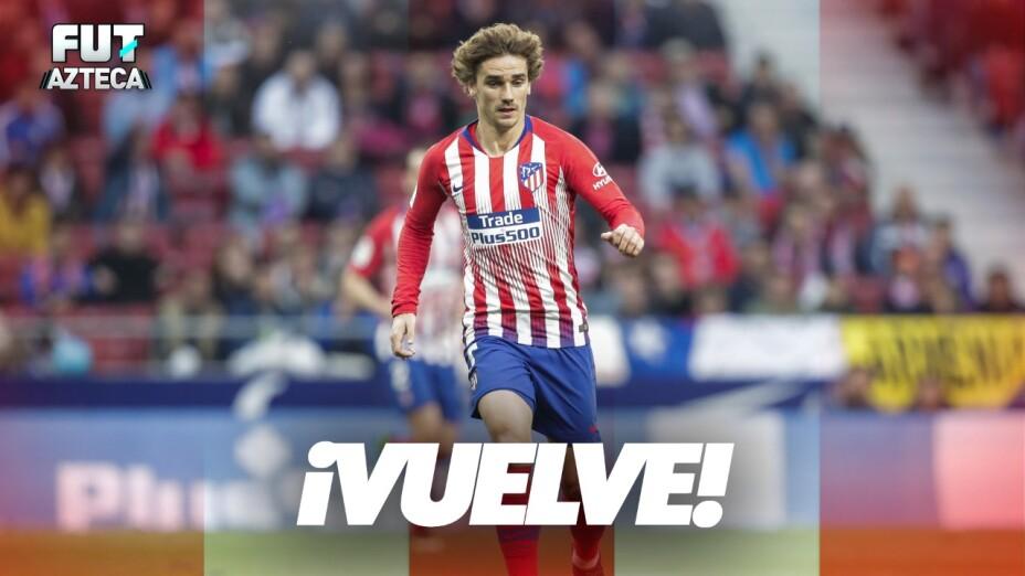 Antoine Griezmann regresa Atlético de Madrid.jpeg