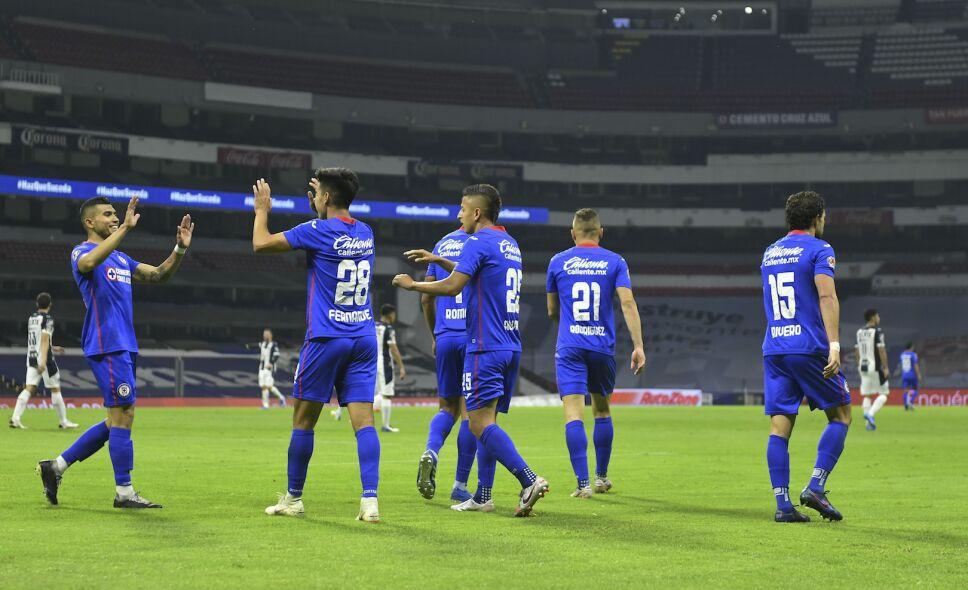Cruz Azul rompe su mejor récord en la historia de los torneos cortos
