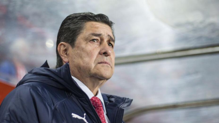 Luis Fernando Tena entrenador