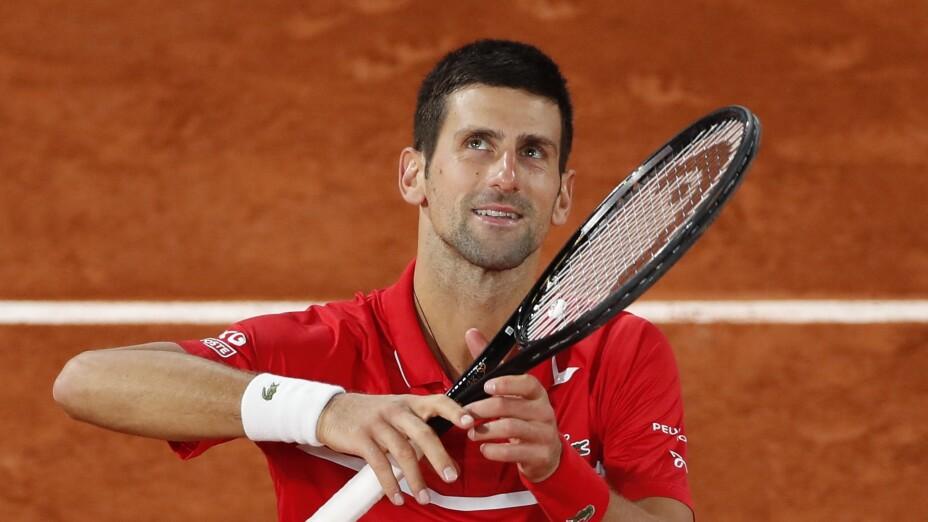 Novak Djokovic avanza a la gran final del Roland Garros y buscará impedir la hazaña de Rafael Nadal