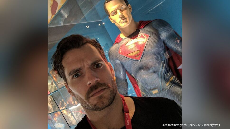 henry cavill pelicula superman
