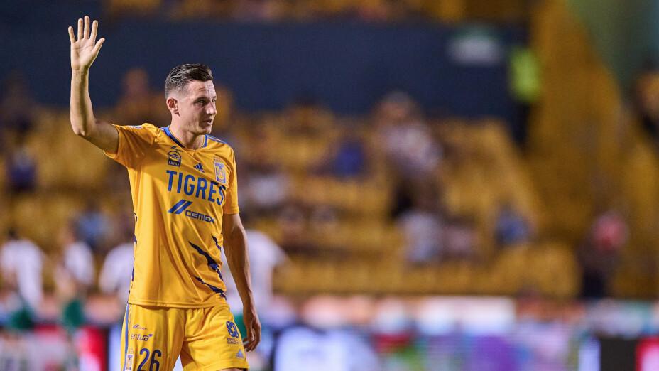 Tigres vs Querétaro en vivo