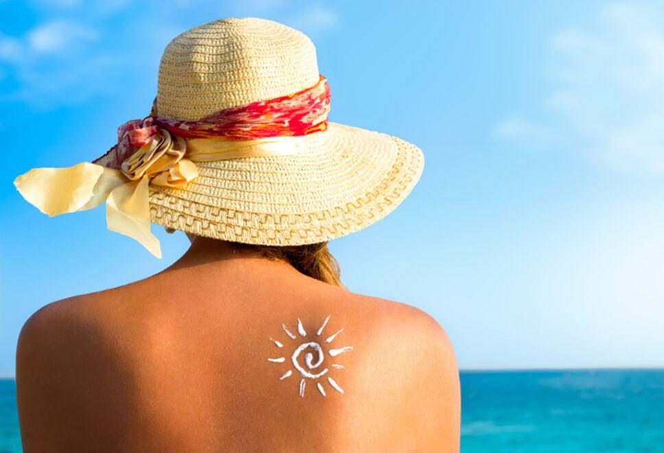 Protégete del sol Foto Cortesía