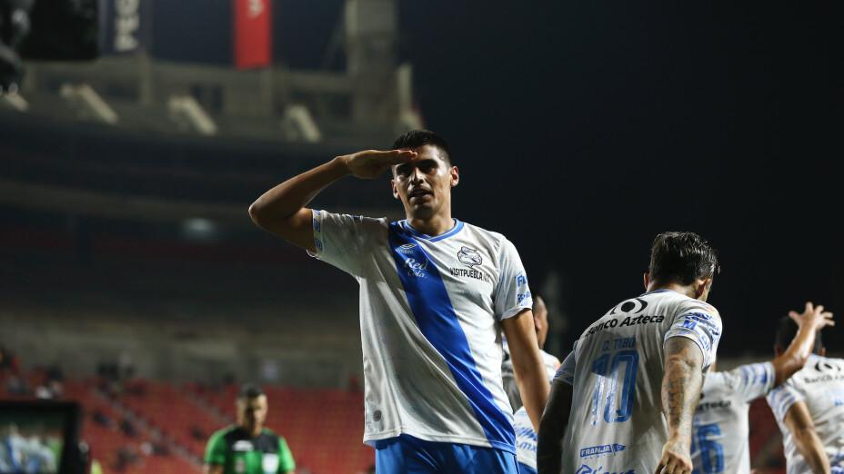 Xolos vs Puebla Liga MX 2021