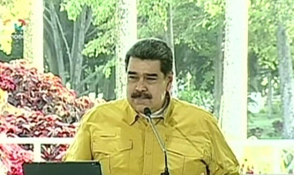 Nicolas Maduro acusa al Vaticano de intromisión y odio.