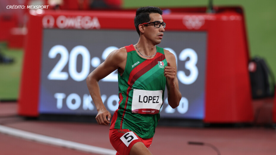 Tonatiú López Tokyo 2020 Juegos Olímpicos