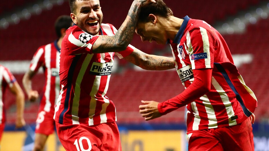 Atlético de Madrid y Joao Felix