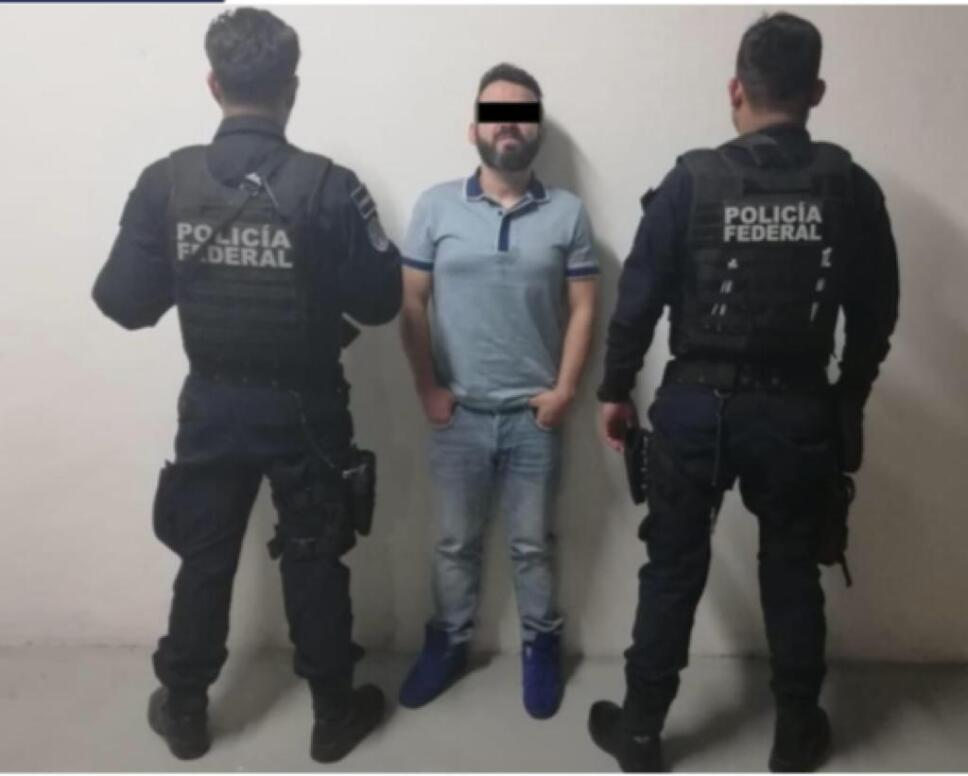 Detienen al presunto líder de la Unión Tepito