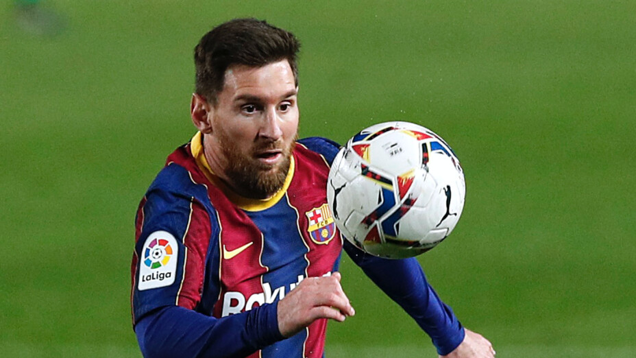 Lionel Messi Estadio Camp Nou