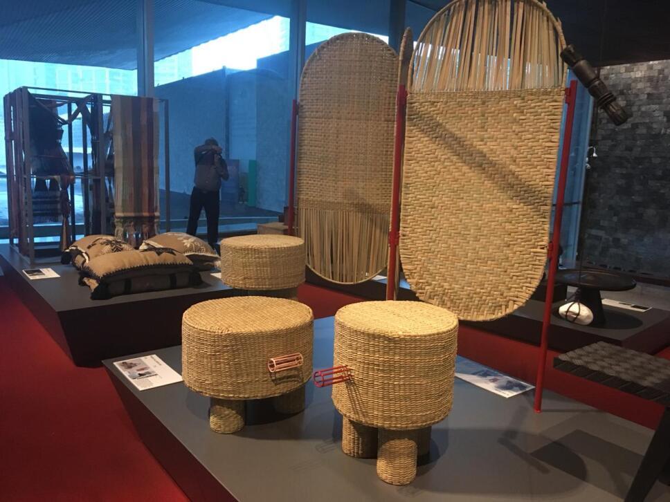 Inauguran muestra Visión y tradición en el marco de Design Week