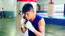 Vaquero Navarette boxeador pluma