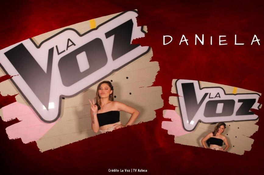 El sentimiento que Daniela le pone a sus presentaciones le encanta a Yahir.