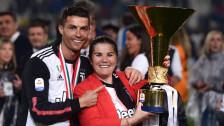 Maria Dolores dos Santos Viveiros da Aveiro y Cristiano Ronaldo