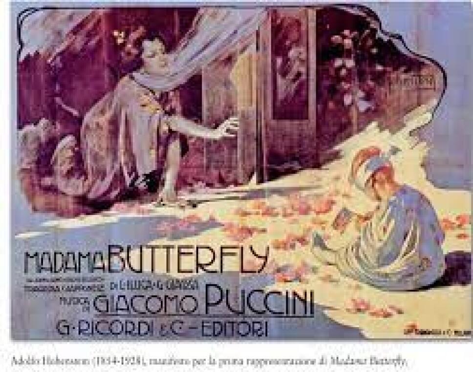 madama butterfly giesha
