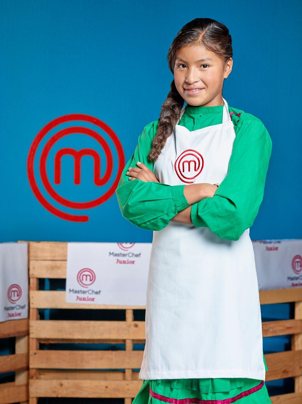 María MasterChef Junior