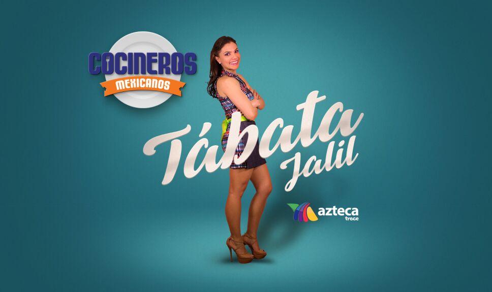 tábata jalil, cocineros mexicanos, nutriólogo, tv azteca