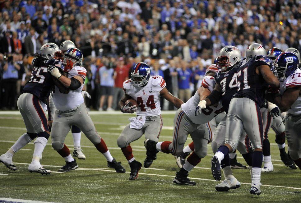 Super Bowl XLVI - New York Giants v New England Patriots