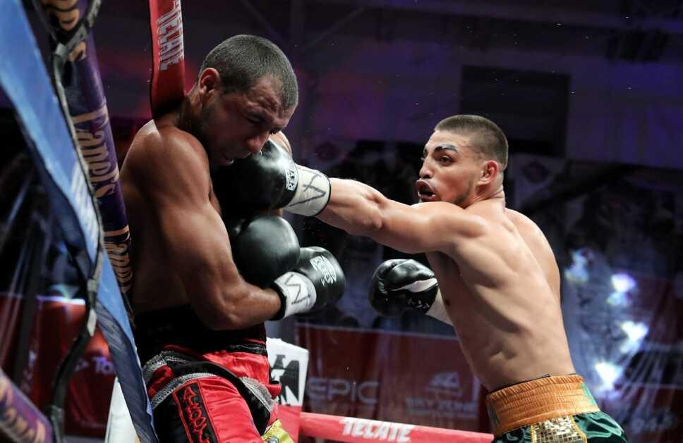 Carlos Chema Ocampo boxeador