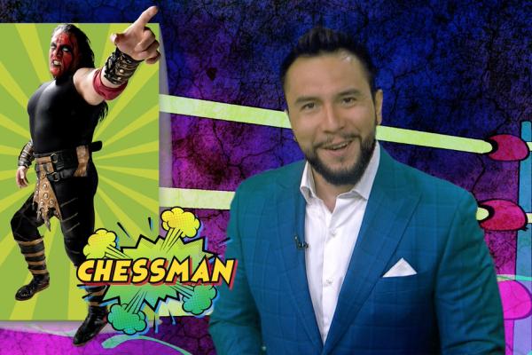 Chessman luchador AAA