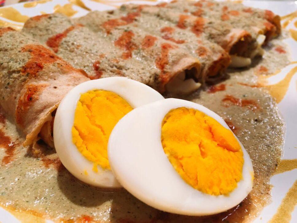 PAPADZULES cocineros mexicanos