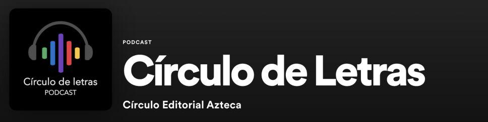 Circulo de letras Azteca