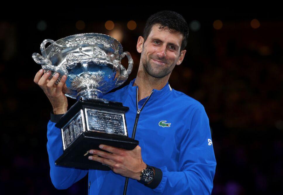 Novak Djokovic podría superar a Federer