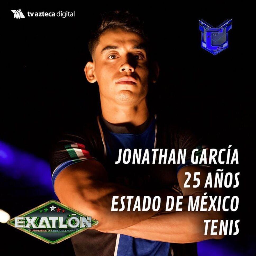 Jonathan García exatlon