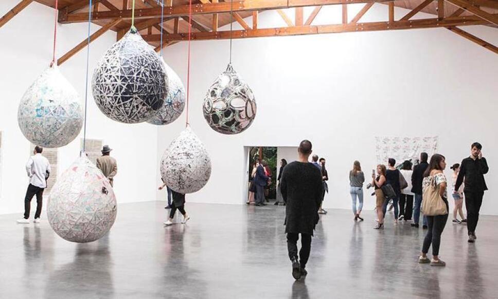 Uno de las exposiciones más importantes del mundo del arte arranca en su sexta edición Foto Especial