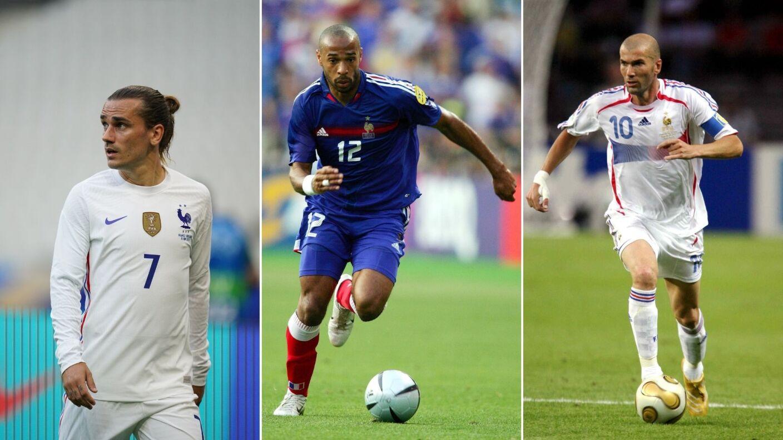 máximos goleadores selección francesa Francia.jpg