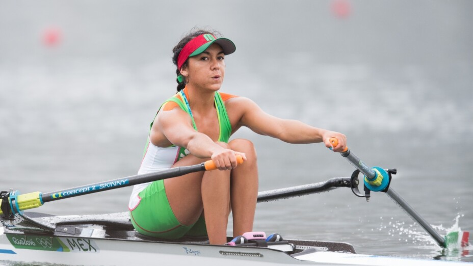 Kenia Lechuga en los Juegos Olímpicos de Río 2016