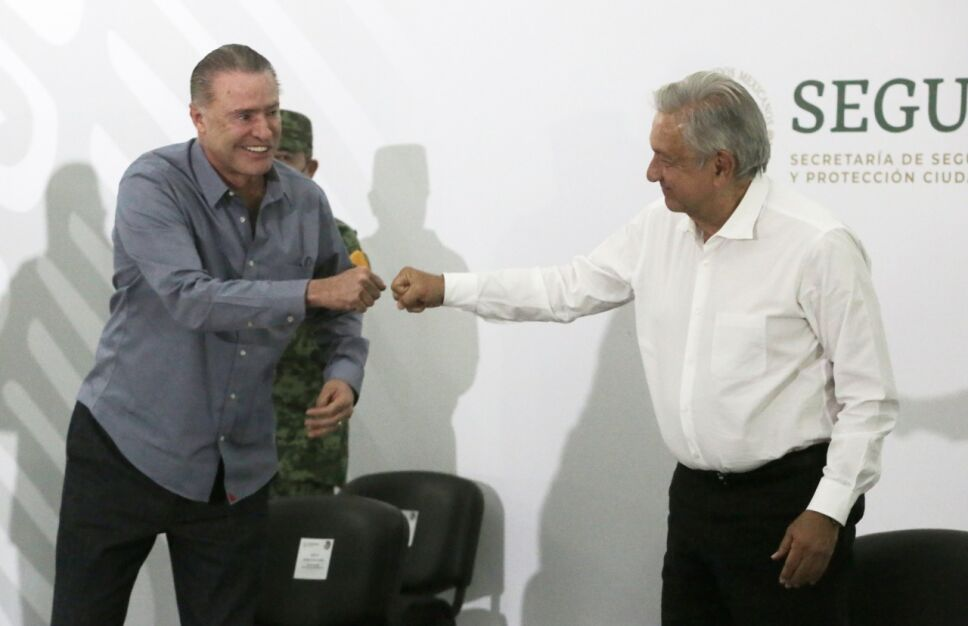 AMLO en Sinaloa