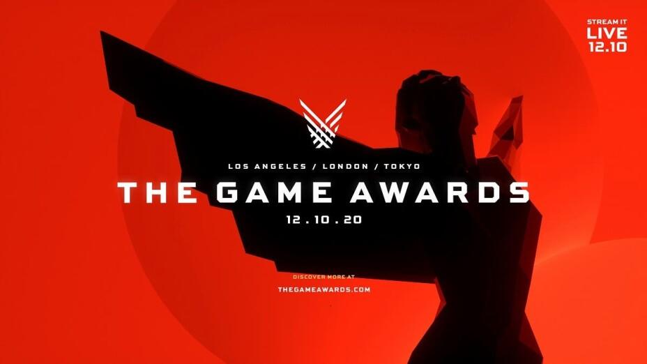 THE GAME AWARDS NOMINADOS