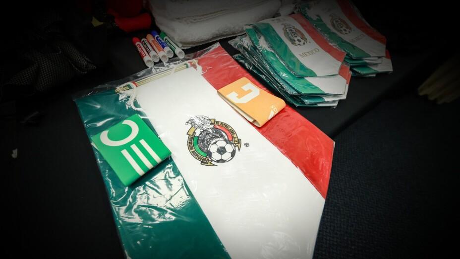 Selección Mexicana vs Nigeria 3 de julio 2021